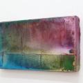 Ansicht Galerie ARTAe Leipzig, 2017. Enrico Niemann: Bounding Box #7
