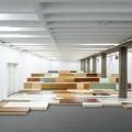 """Gaby Taplick, """"Uferlos umflutend steigt der Breitengrad"""", 2015"""