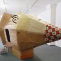 """Gaby Taplick, """"Die Seite eines heraufdämmernd Neuen"""", 2012"""