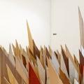 """Gaby Taplick, """"Trommeln auf feinen krausen Schnörkelpfaden"""", 2014"""
