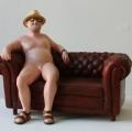 PriskaStreit, Der Nudist inder Talkshow